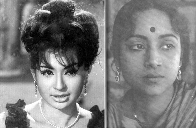 Geeta Dutt and Helen