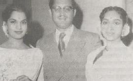 Shyama Guru Dutt Geeta Dutt