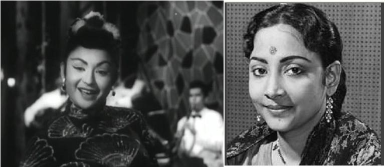 Helen and Geeta Dutt
