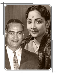 Geeta Dutt and O P Nayyar