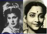 Kuldip Kaur and Geeta Dutt