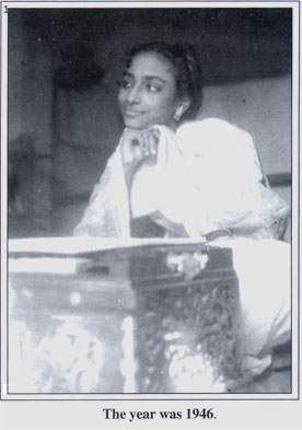 Young Geeta Roy