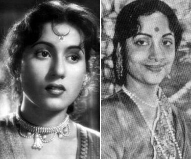 Madhubala - Geeta Dutt