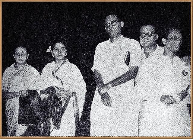 Geeta ji Bela Mukherjee, Hemantda