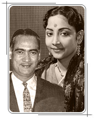 Geeta Dutt and OPN