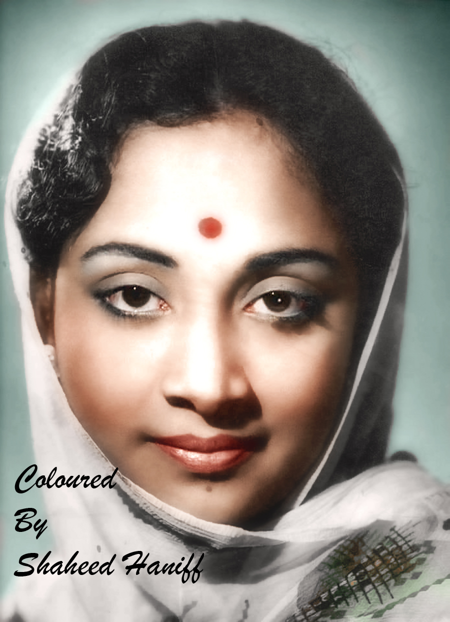 Geeta ji (colourised picture)